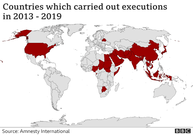 Executions by country