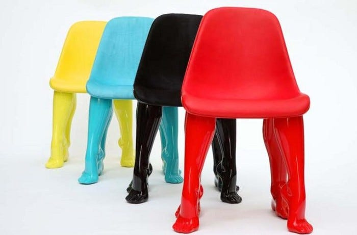 Image result for pharrell chairs