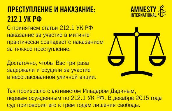 Иллюстрация по лицензии Creative Commons, Amnesty International