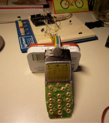 Migicovsky built his first smart-watch prototype in his dorm room when he was studying abroad in the Netherlands.