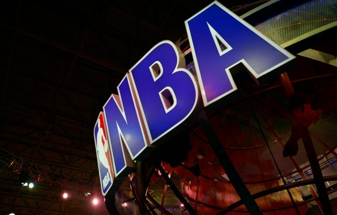The NBA and its partners pledged nearly $3 million in donations from All-Star events.