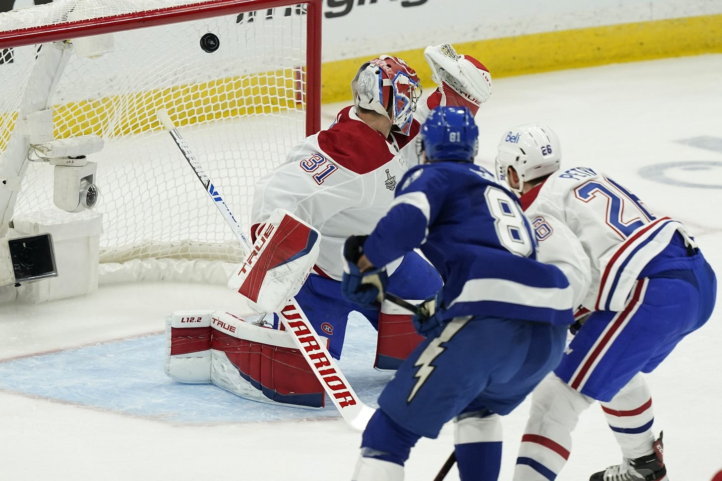 PHOTOS | Tampa Bay Lightning vs Montreal Canadiens, Stanley Cup Final Game 1