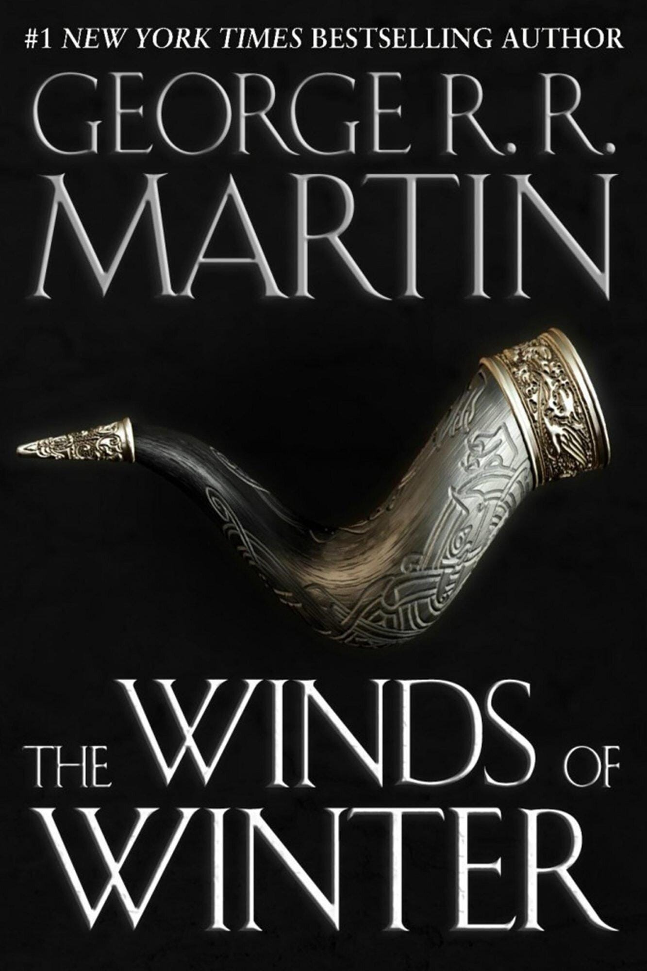 George R.R. Martin just offered a cryptic update on The Winds of Winter ...  or did he?