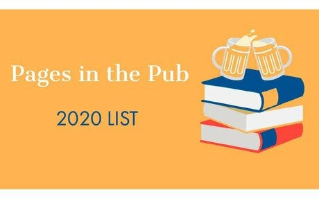 Pages in the (Virtual) Pub Reading List