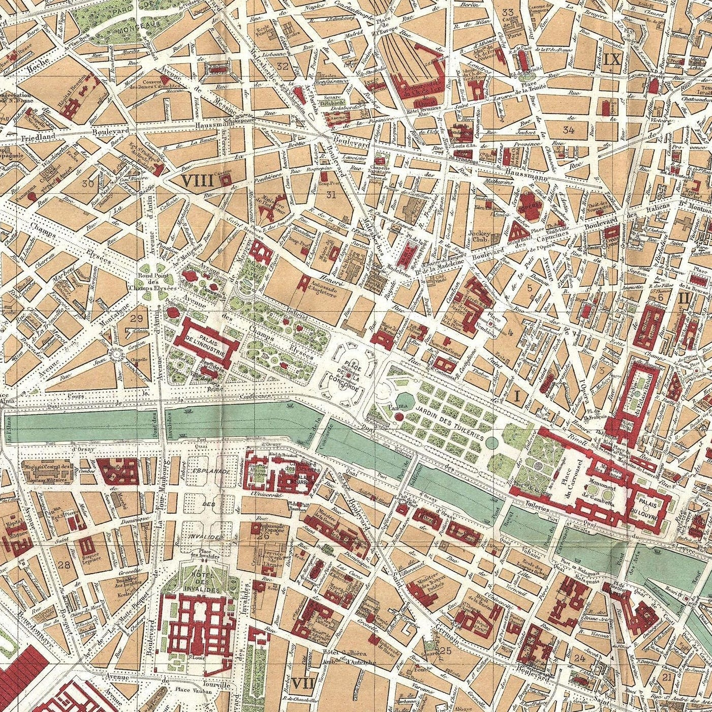 Place de la Concorde | Historic Geoscapes