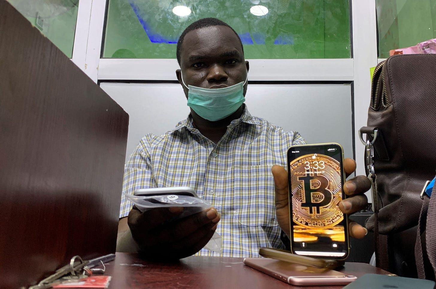 How bitcoin met the real world in Africa