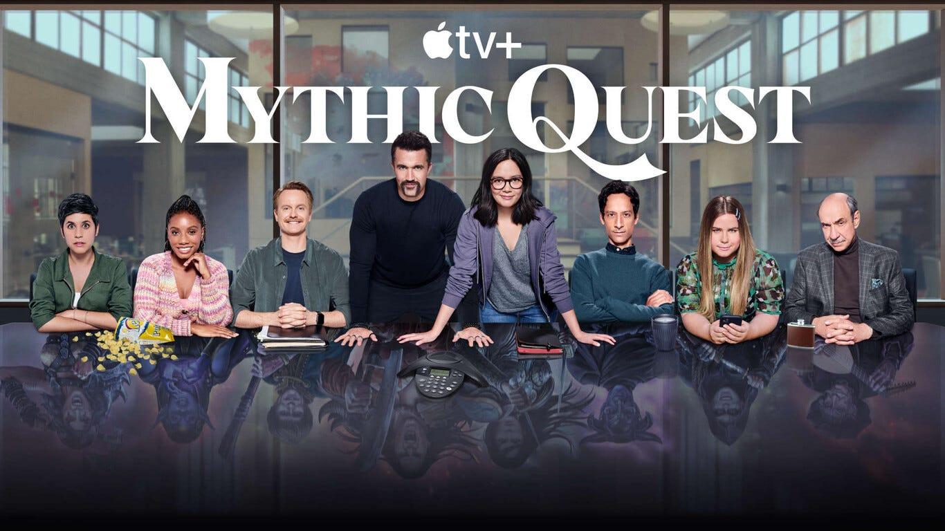 Mythic Quest. Temporada 2 (2021) Crítica: comedia de Apple TV+ vuelve a  triunfar