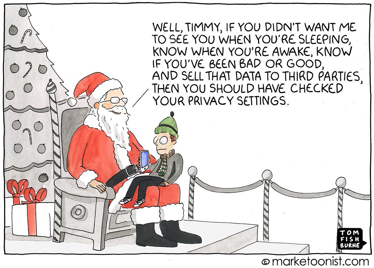 """Marketoonist   """"Tom Fishburne"""" Cartoon Powered Marketing"""