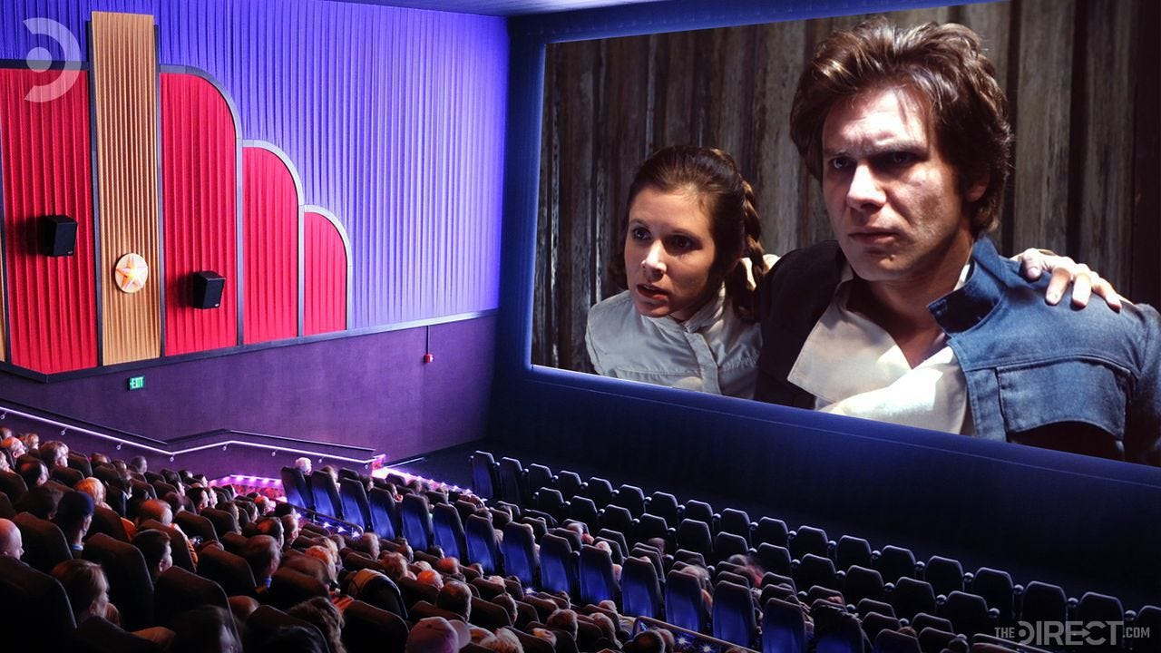 Star Wars: The Empire Strikes Back Is Coming Back to UK Theaters in a New  Format