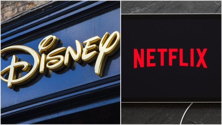 Dinosaur Disney Might Disrupt Trendy Netflix Out of Business: Forbes