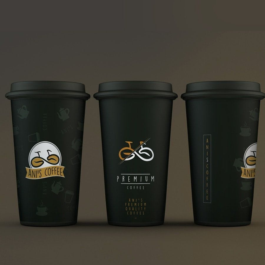 The Ultimate Guide to Product Packaging Design - 99designs | Coffee cup  design, Plastic cups design, Paper cup design