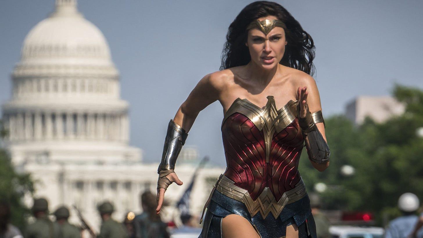 Wonder Woman 1984 (2020) - IMDb
