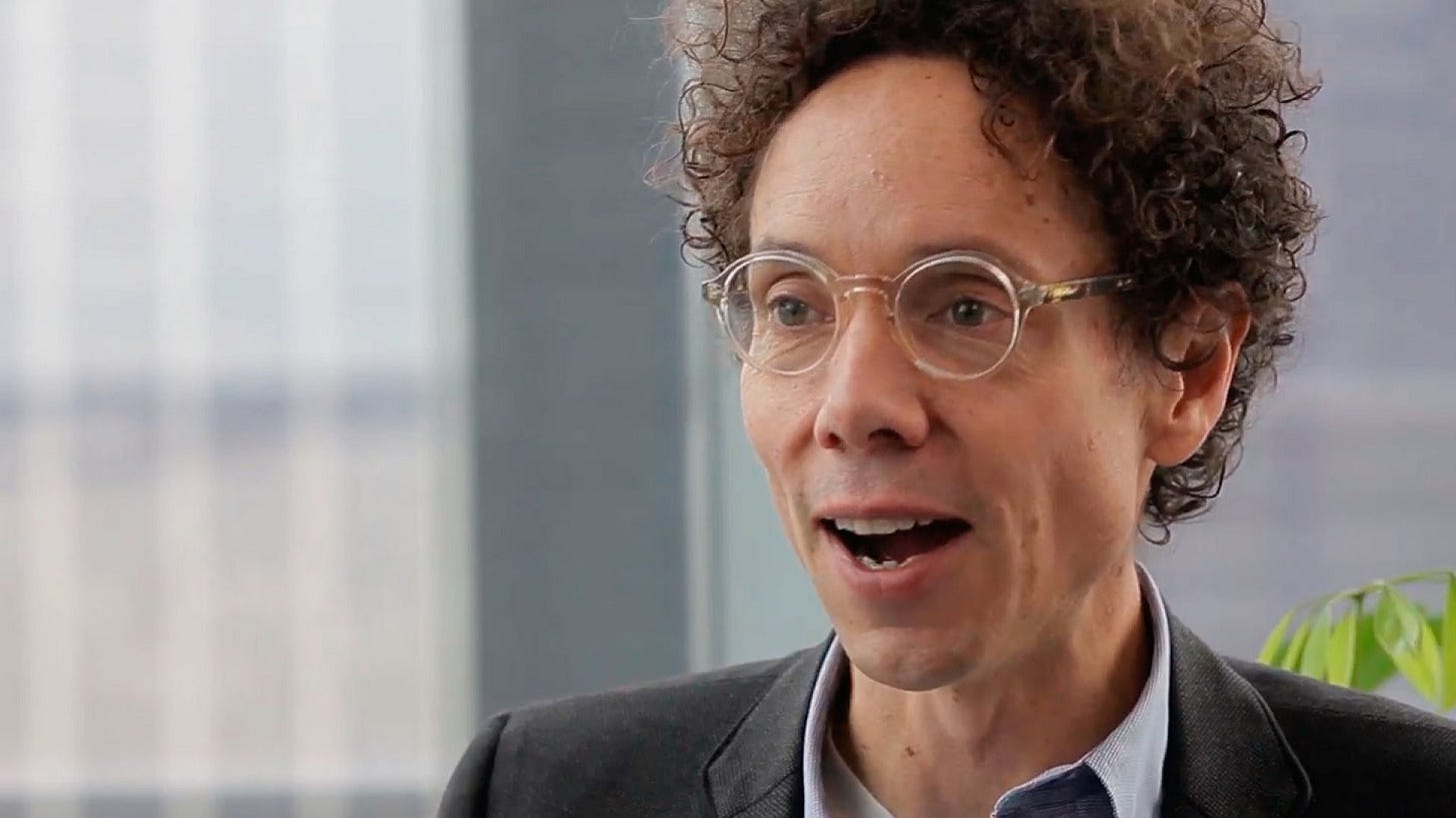 Malcolm Gladwell on How Entrepreneurs Learn to Be Bold | Inc.com