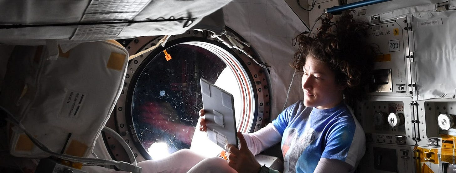 What It's Like To Live In The International Space Station ...