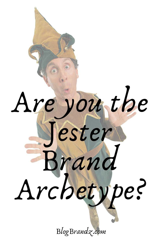 Brand Archetype Jester