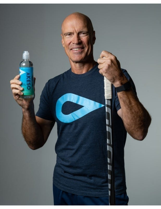 NHL Legend Mark Messier Joins NXT Water as Equity Partner and Brand Captain  for Akeso Hemp Powered Hydration