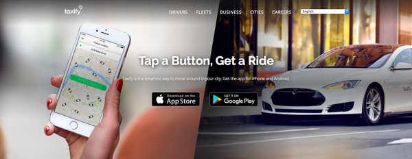 Estonya merkezli Taxify, 1 milyar $ değerleme ile yatırım aldı. Yatırım turuna Daimler ve Didi Chuxing de katıldı. kaynak