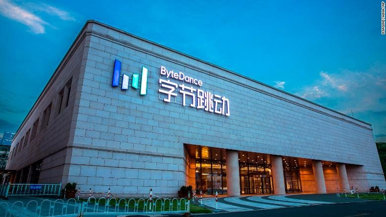 Based in Beijing, ByteDance has thousands of employees.