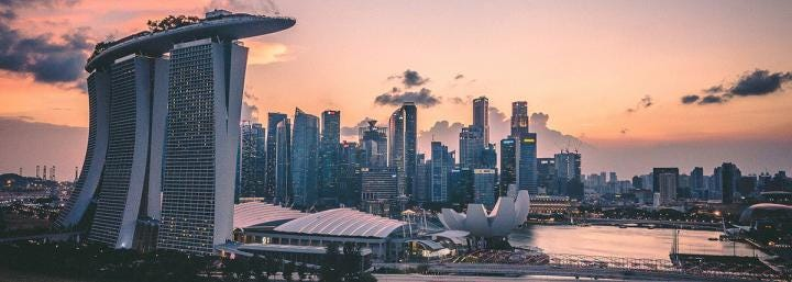 """Bitcoin-friendly Singapore wants to team up with China for """"Digital Yuan,"""" here's why"""
