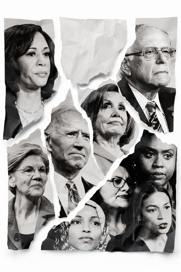 Inside the Democrats' Fight Over America's Future | Time