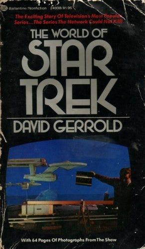 9780345249388: The World of Star Trek - AbeBooks - David Gerrold: 0345249380