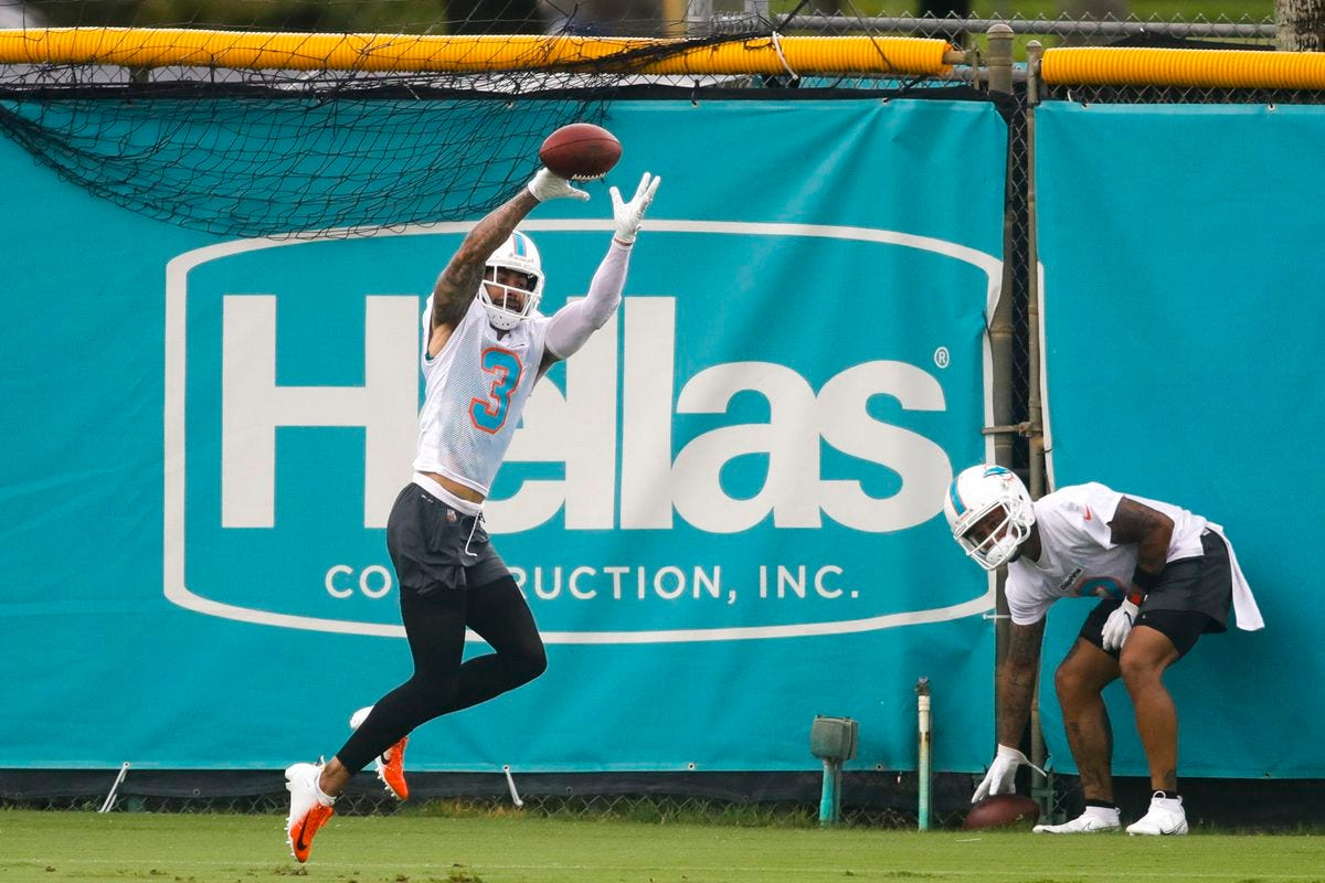 Miami Dolphins' WR Will Fuller to miss Sunday's matchup vs. Buffalo Bills -  The Phinsider