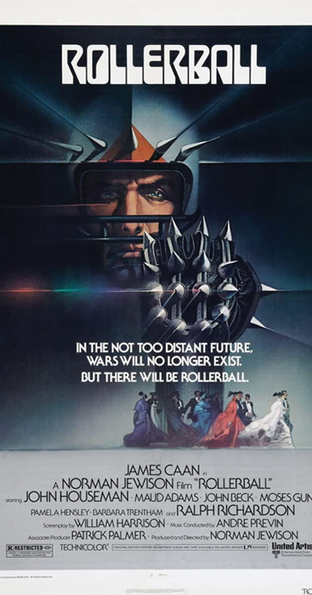 Rollerball (1975) - Trivia - IMDb