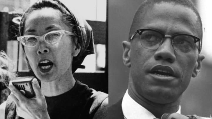 Revolutionary Friendship of Malcolm X and Yuri Kochiyama | by Sushmita  Arora | Trending | Medium