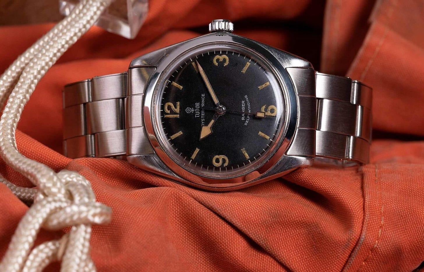 Ranger Ref. 7995 | Credit: Tudor Watch