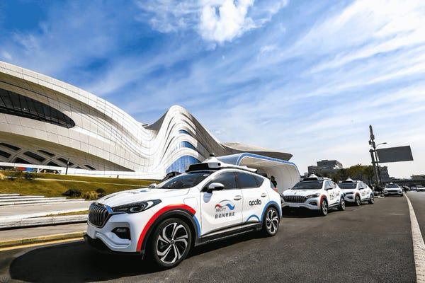 How coronavirus is accelerating a future with autonomous vehicles.
