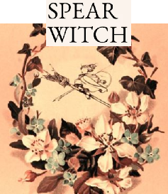 Spear Witch link and logo
