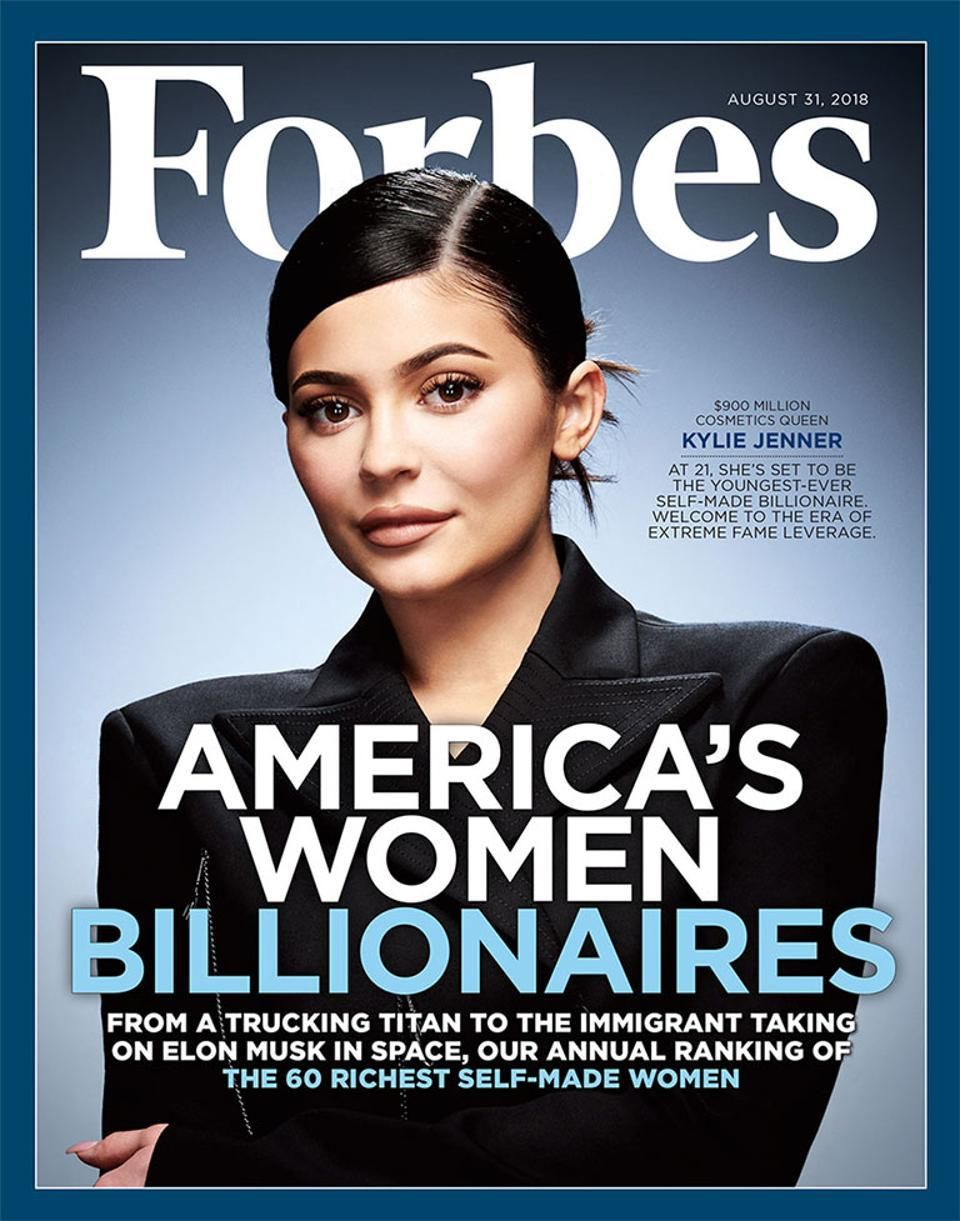 Kylie Jenner Is Still The Youngest Self-Made Billionaire In The World