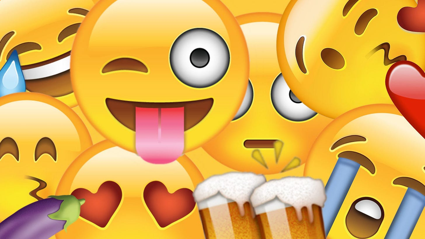 The Good, The Bad and The Ugly: Why Emojis Are Taking Over the World - The  TINT Blog