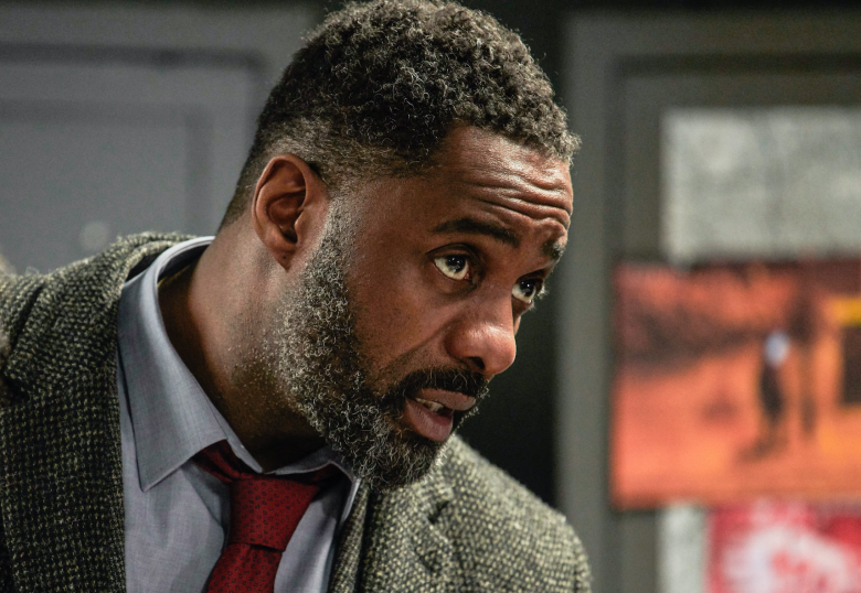 """Idris Elba in """"Luther"""""""
