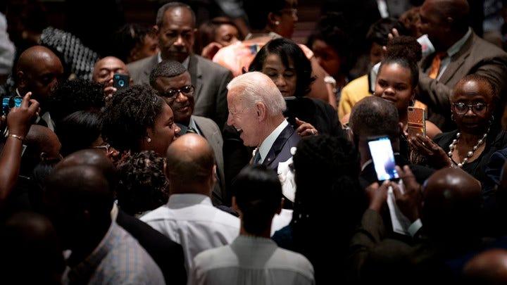 Black Voters Saved Joe Biden's Campaign - The Atlantic