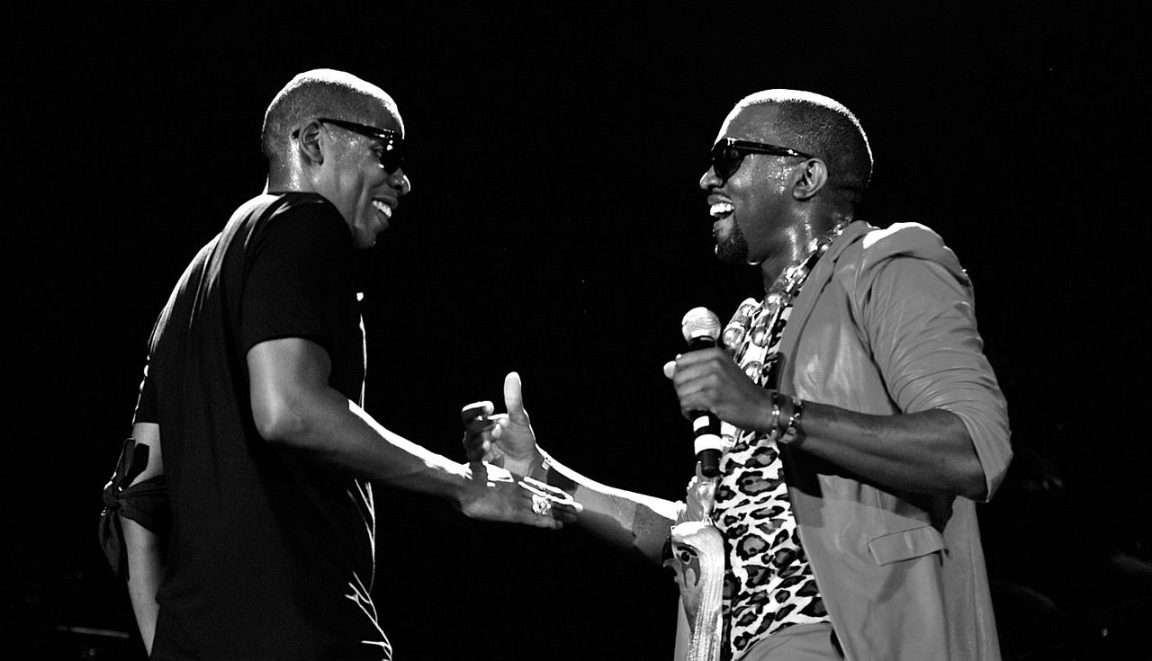 Jay-Z VS Kanye West : une histoire tragique entre trône partagé et ...