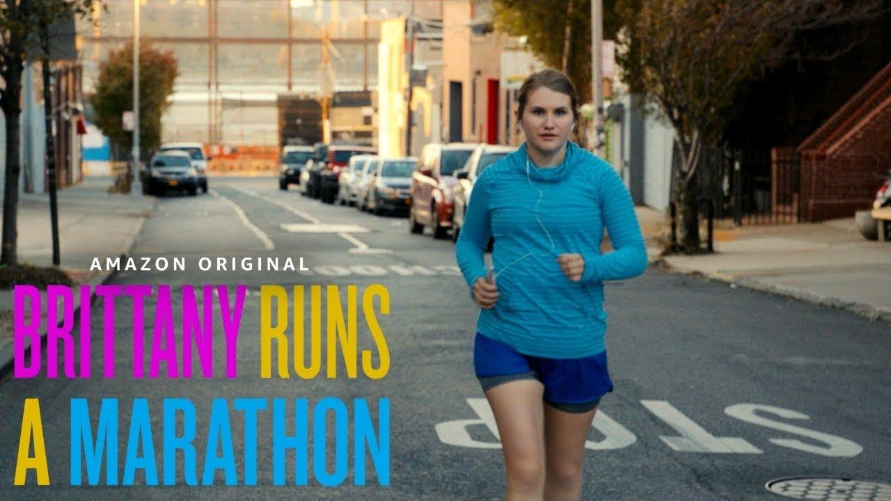 Brittany Runs A Marathon - Official Trailer   Amazon Studios - YouTube