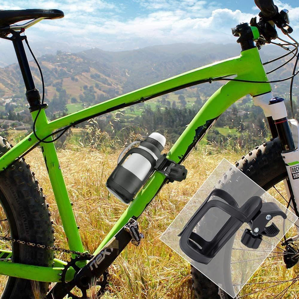 Bicycle Water Bottle Holder Drink Rack Cage Mountain Road Bike Holder Accessory