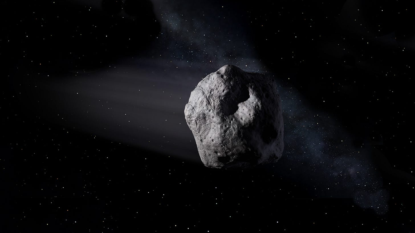 News | NASA Celebrates International Asteroid Day with Special ...