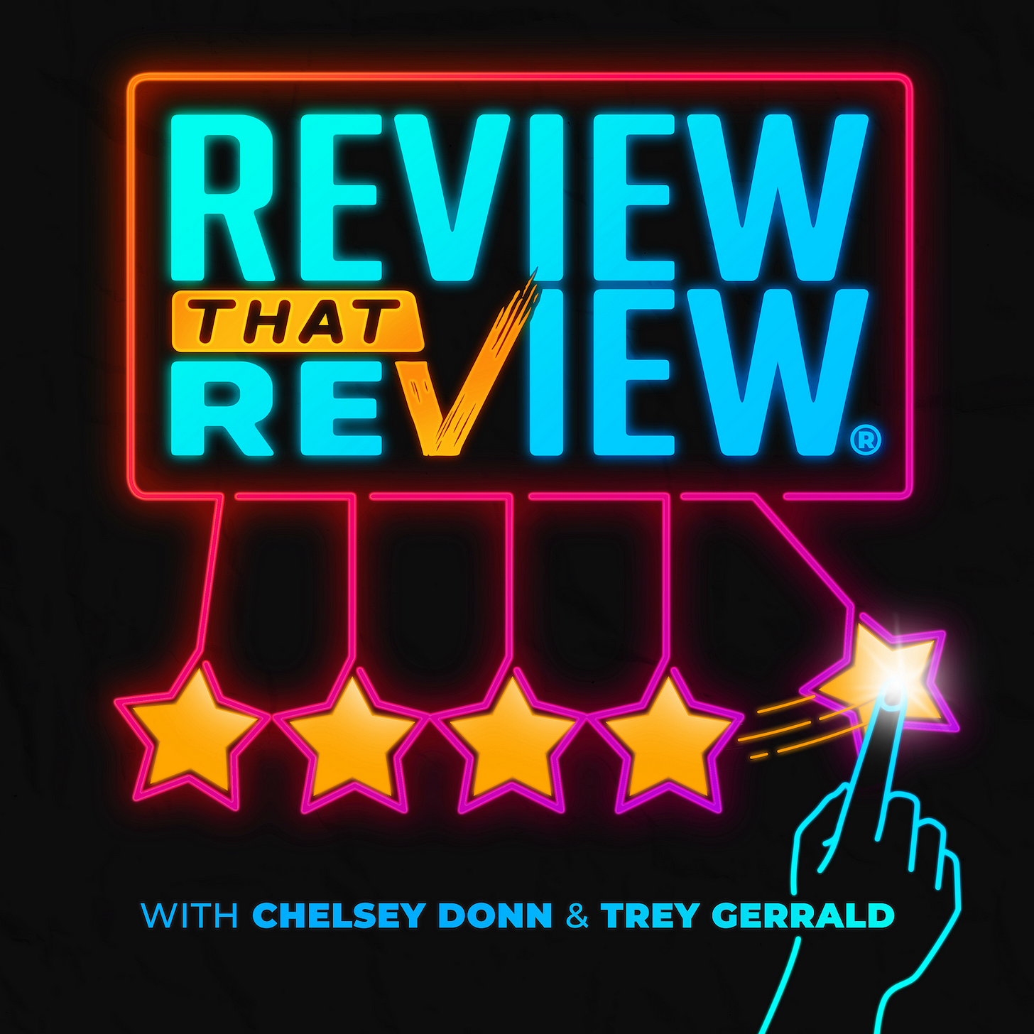 Review That Review with Chelsey Donn & Trey Gerrald
