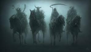 Four Horsemen of the Apocalypse   Rose of God Wiki   Fandom
