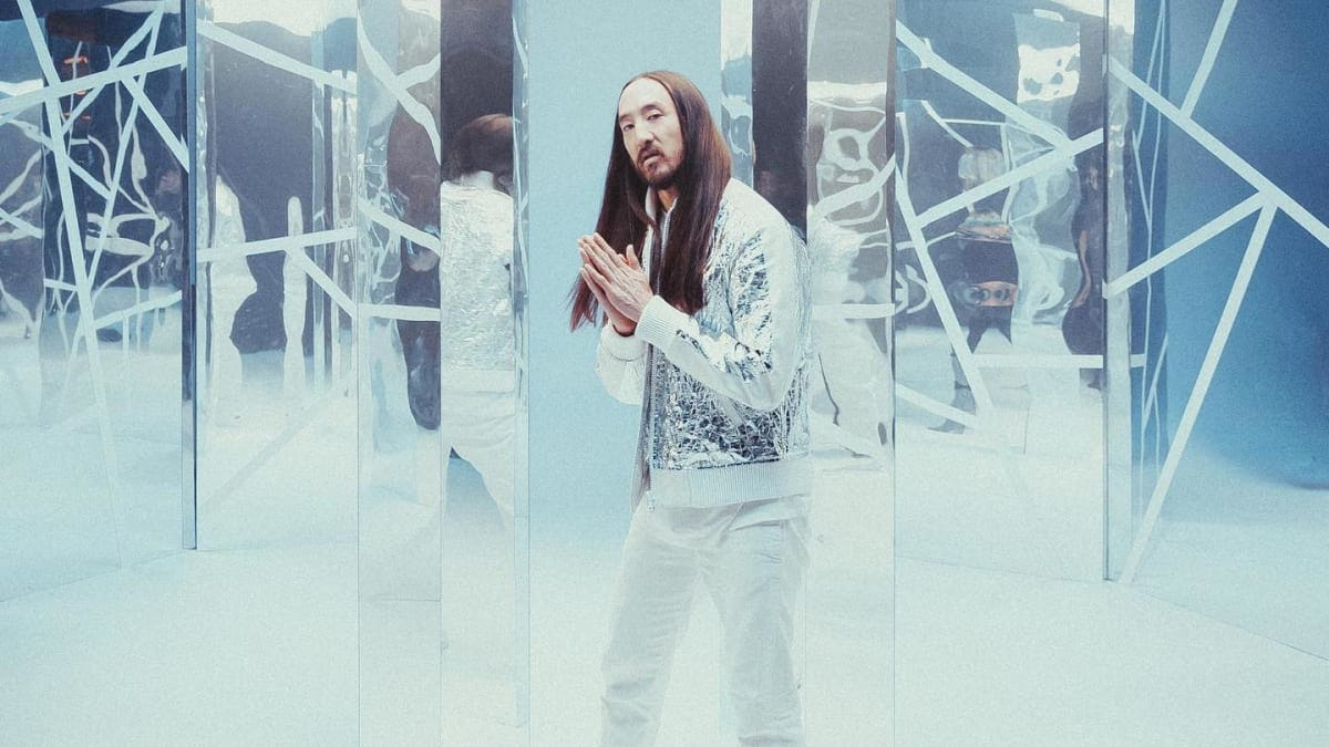 """Steve Aoki on the Future of Digital Art: """"NFTs are a Juggernaut That Cannot  Be Stopped"""" - EDM.com - The Latest Electronic Dance Music News, Reviews &  Artists"""