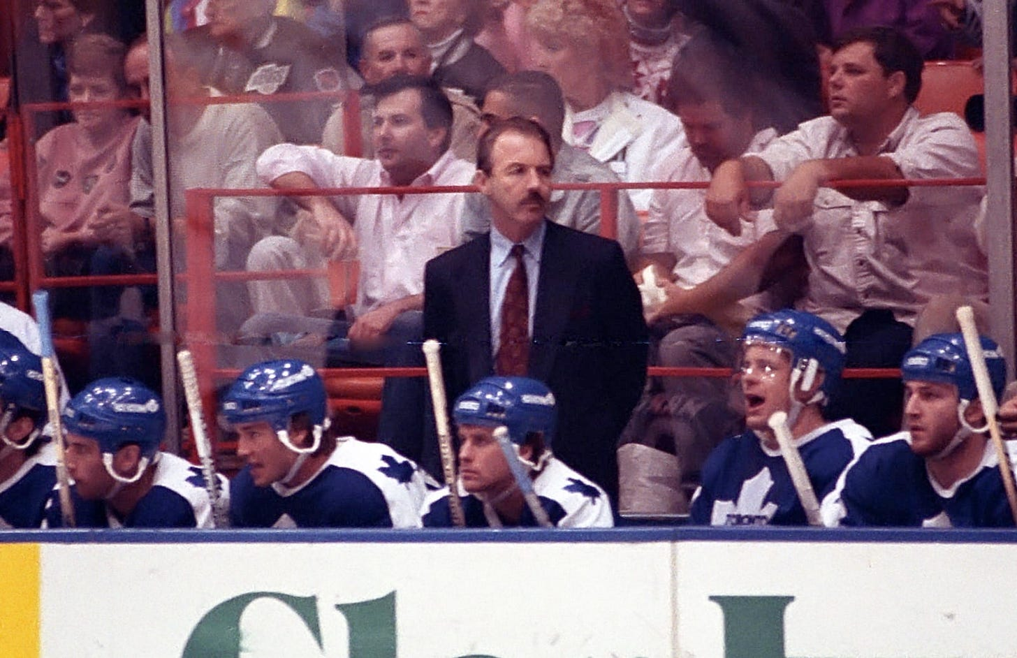The Top 10 Mustaches in Toronto Maple Leafs History - Page 2