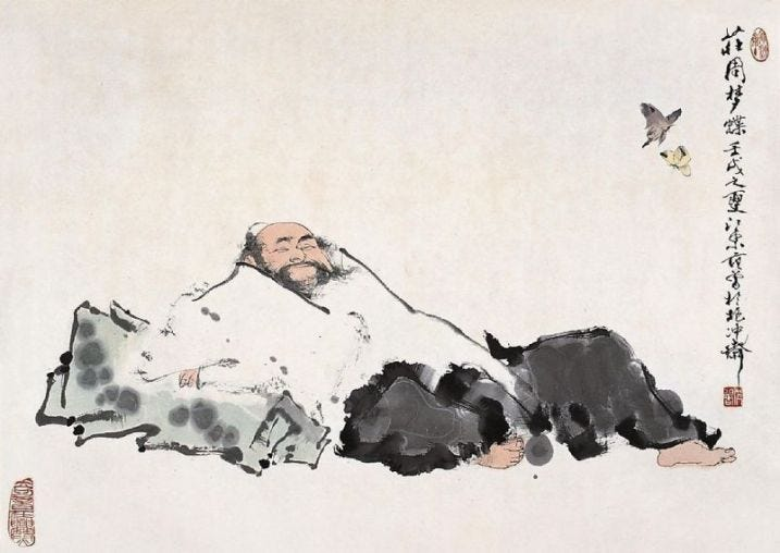 9 Quotes by Taoist Master Zhuangzi – DAILY ZEN