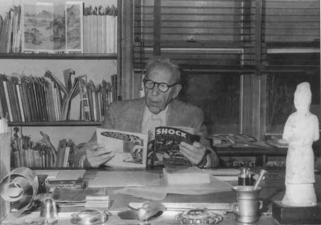 Dr. Wertham did more to Superman than Lex Luthor ever could