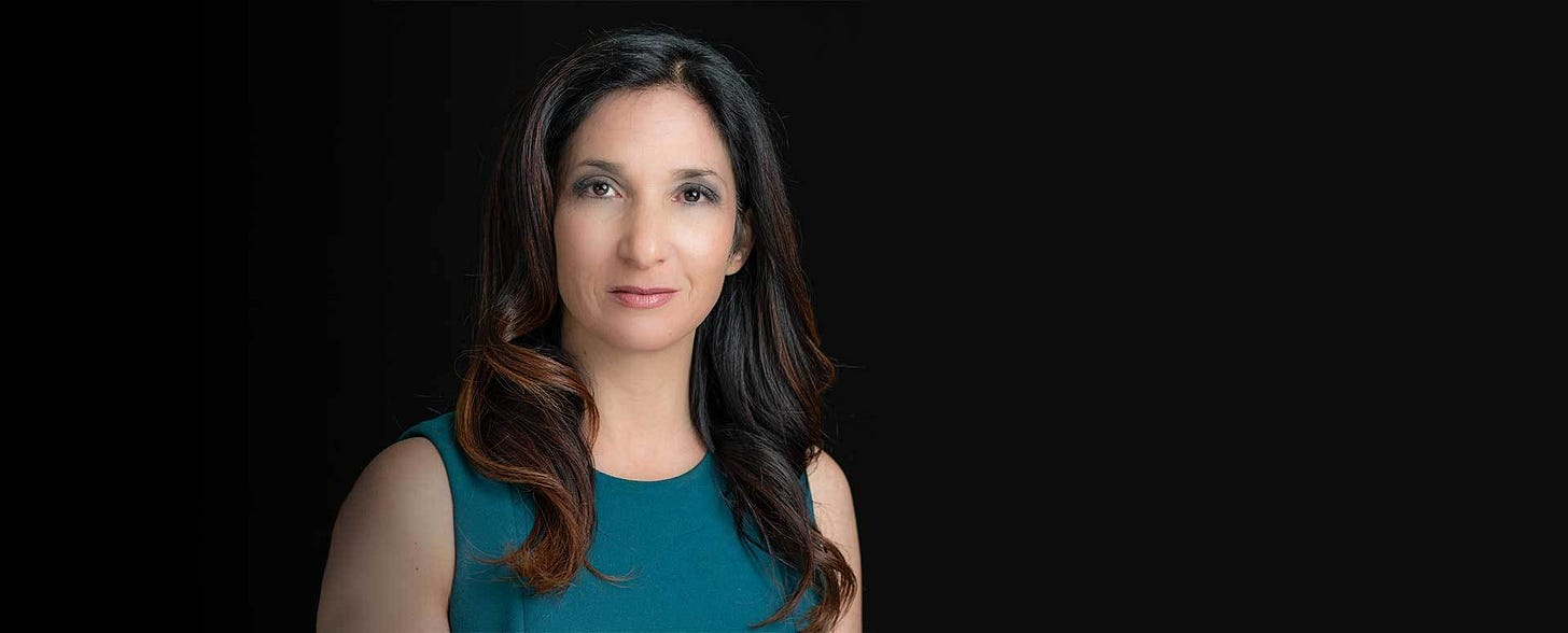 Book Nomi Prins, PhD for Speaking, Events and Appearances | APB Speakers
