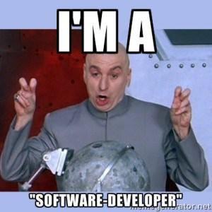 "Developer Memes on Twitter: ""Im A Software Developer Dr Evil Meme  http://t.co/7Wd2Q6iUOC http://t.co/aTOgy32rMA"""