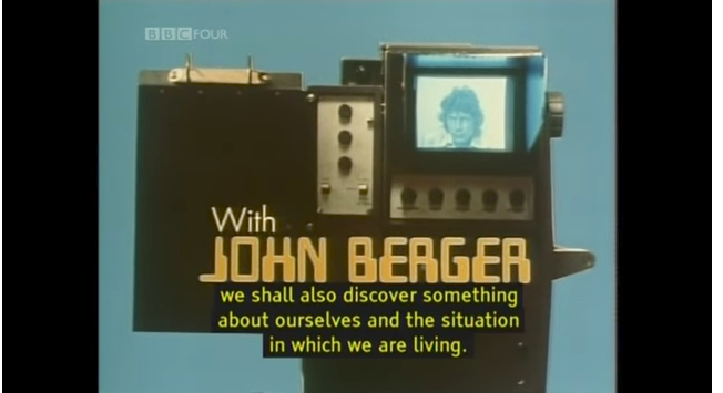 7 reasons why you should watch of John Berger's Ways of Seeing ...