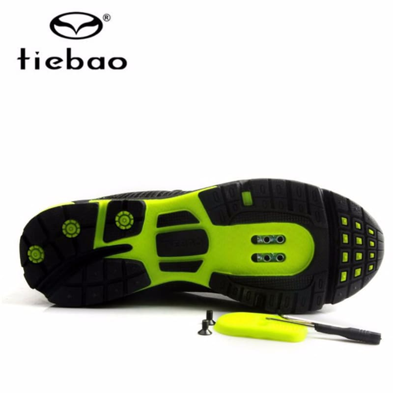 Tiebao Cycling Shoes sapatilha ciclismo MTB Shoes Unisex Leisure Road Bike Athletic Lightweight Non-Slip Men Sneakers Women