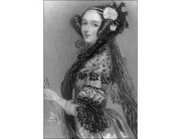 Lugar de mulher é onde ela quiser – e as lições de Ada Lovelace